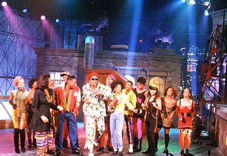 In Living Color Season 4 Ep.1 (Guest Performance By Redman)