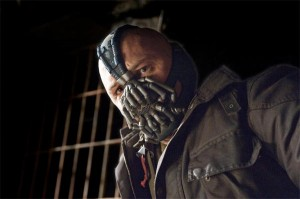 Bane from Batman in Costume