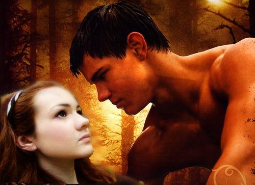 Renesmee Cullen With Jacob Renesmee-Cullen-and-Ja...