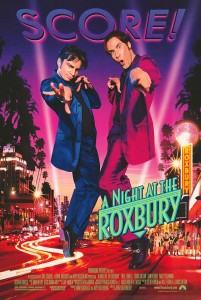 night-at-the-roxbury poster