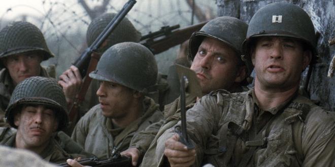 ผลการค้นหารูปภาพสำหรับ Saving Private Ryan (1998)