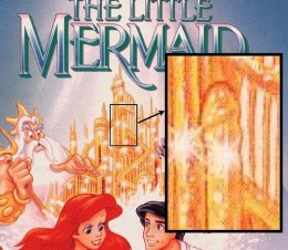 little mermaid penis