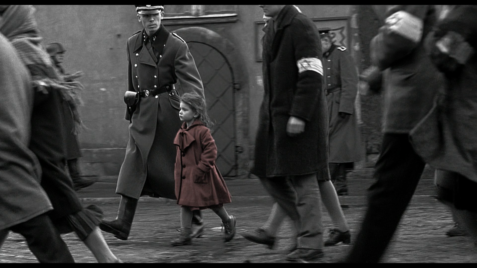 schindler s list an analysis Resolution: schindler must go on the run as a war criminal years later, the surviving jews pay tribute to his grave notes: the timing in this movie is a little problematic it's decidedly heavy at the front end with the huge set-piece of the ghetto clearing at the first plot point.