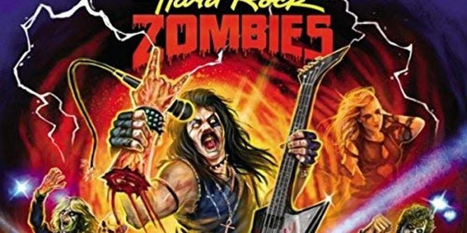 Hard Rock Zombies (1985) Movie Review