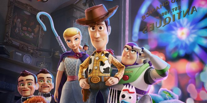 Toy Story 4 (2019) Movie Review