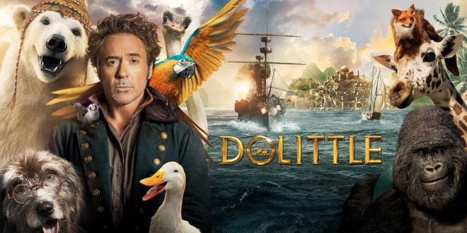 Dolittle (2019) Movie Review