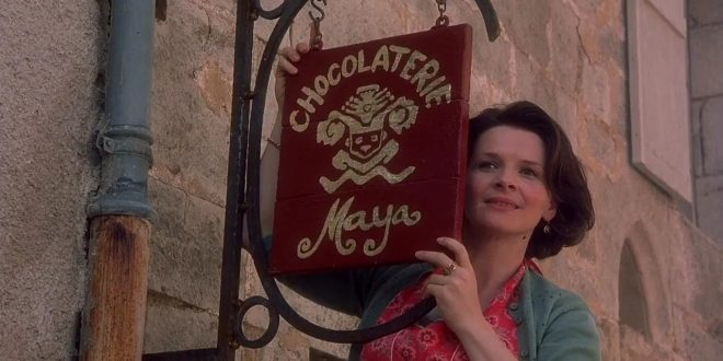 Chocolat (2000) Movie Review