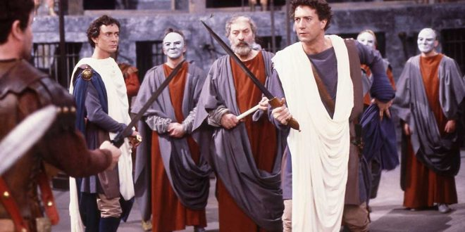 Titus Andronicus (1985) BBC TV Movie Review